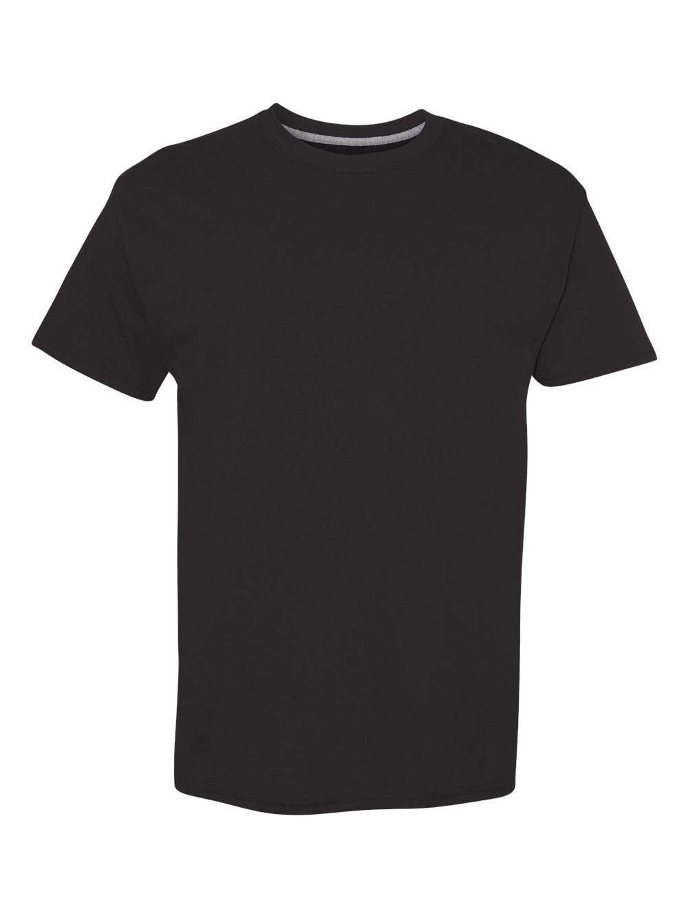 Hanes Men's 2 Pack X-Temp Performance T-Shirt, Black, 3X-Large