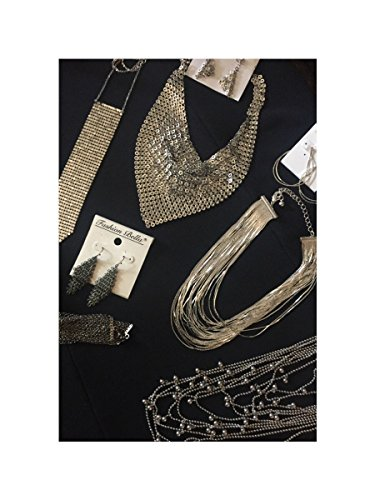 Closeout 200 Items Assorted Fashion Jewelry Wholesale Lot for Variety from Superstar