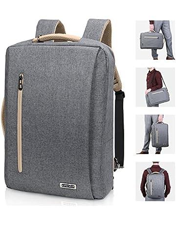 11c9160954 Lifewit Sac à Dos Ordinateur Portable Laptop Backback avec Chargeur USB  Rucksack avec Couverture de Pluie