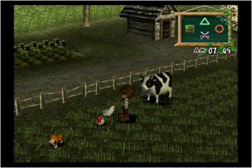 Amazon.com  Harvest Moon A Wonderful Life Special Edition - PlayStation 2  Harvest  Moon  Wonderful Life, Game  Video Games 94f5a3f9da8a