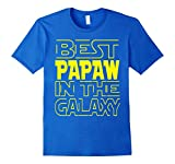 Men's Best PAPAW In The GALAXY T-Shirt