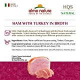 almo nature HQS Natural Made in Italy Ham with