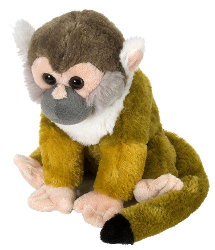 Wild Republic Cuddlekin Squirrel Monkey 12