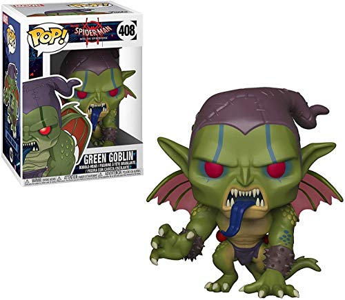 Funko Pop! - Marvel (Animated Spider-Man), Green Goblin (Windows)