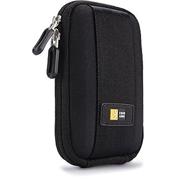 Case Logic QBP-301Blk Point and Shoot Camera Case (Black)