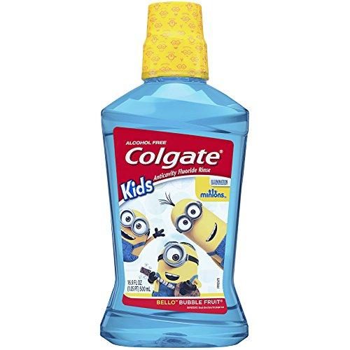 Colgate Mouthwash Alcohol Minions Bello