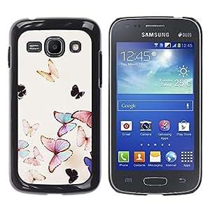 Cubierta protectora del caso de Shell Plástico    Samsung Galaxy Ace 3 GT-S7270 GT-S7275 GT-S7272    Spring Flying Nature @XPTECH