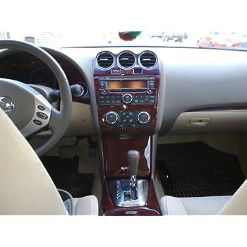 Chrysler 300 300c hemi touring 2005 2006 2007 interior wood dash trim kit set for 2010 nissan altima interior accessories