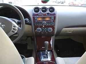 Amazon Com Nissan Altima Interior Wood Dash Trim Kit Set