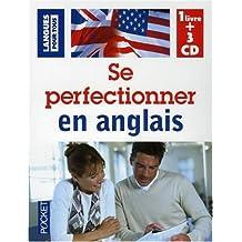 SE PERFECTIONNER ANGLAIS -1L+3CD COFF.