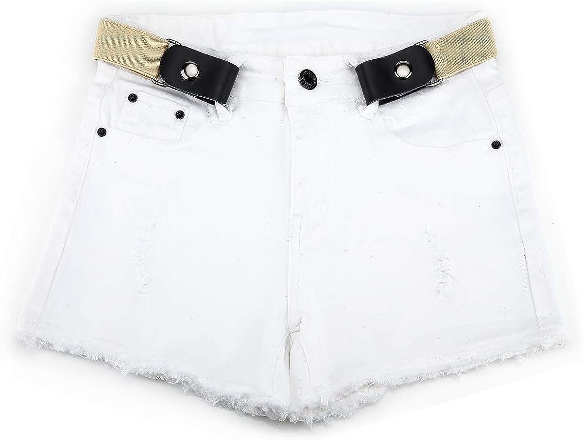 Buckle-less No Bulge Belt...