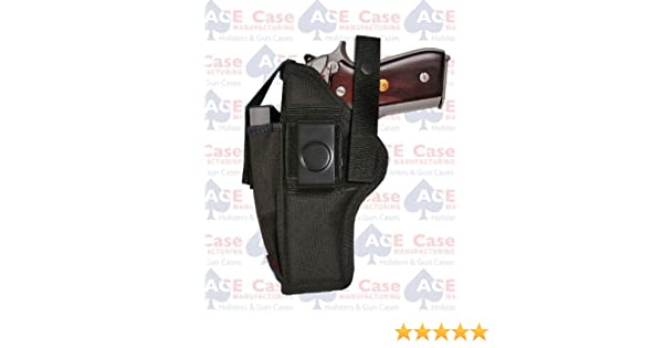 TAURUS TCP OWB EXTRA-MAG HOLSTER FROM ACE CASE ***MADE IN U.S.A.*** NEW!!!
