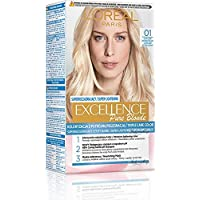 L'Oréal Paris Excellence Creme 01 Very Light Natural Blonde (100% Grey Coverage)