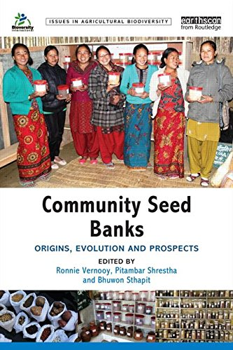 Community Seed Banks  Origins  Evolution And Prospects  Issues In Agricultural Biodiversity
