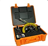 GOWE underwater motorized camera sewer inspection with HD8
