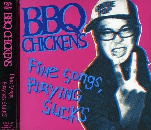 Price comparison product image Cover Songs by Bbq Chickens (2003-10-27)