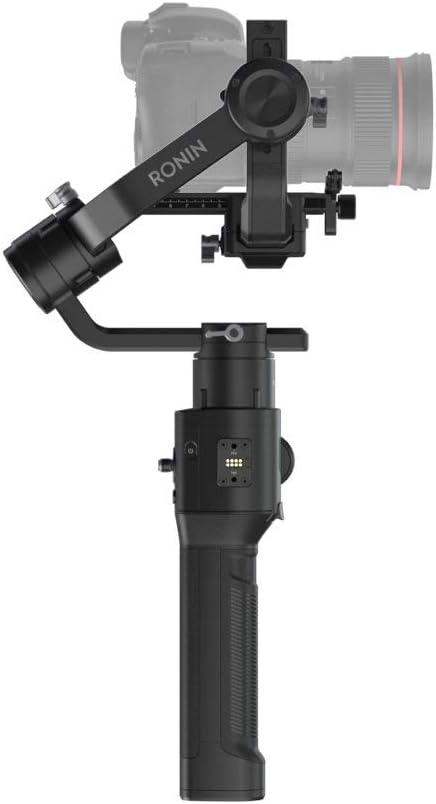 دي جيه اي رونين-اس ذراع تثبيت لضبط اتزان الكاميرا بتصميم 3 محاور بتحكم يدوي