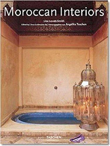 Moroccan Interiors / Interieurs marocains by Brand: Taschen