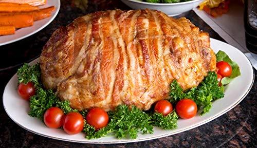 Bacon Wrapped Turducken Roast With Italian Sausage  3lb