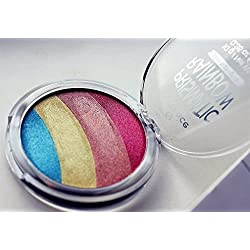 essence Prismatic Rainbow Glow Highlighter, Be A Unicorn, Net Wt 0.35 Oz