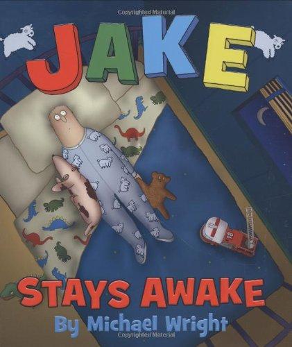 Jake Stays Awake ebook
