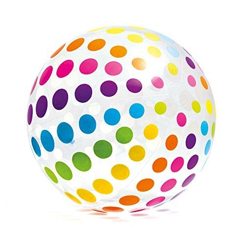 Intex 72-Inch Giant Colorful Beach Ball by Intex