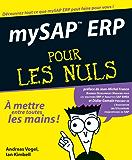 MySAP ERP Pour Les Nuls