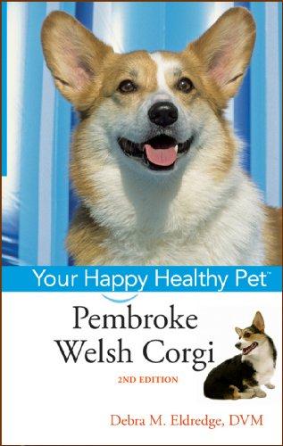 Pembroke Welsh Corgi: Your Happy Healthy Pet