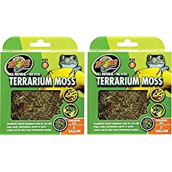 Terrarium Moss [Set of 2] Size: 5 Gallons