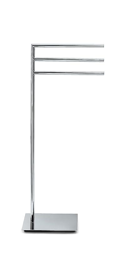 Dwba pie toalla rack soporte toalla de Bar soporte 3-Tier Triple Bar soporte,