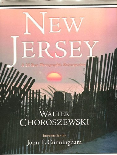 New Jersey: A 25-year Photographic Retrospective pdf