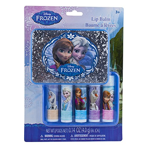 Frozen Mini Lip Balm Count