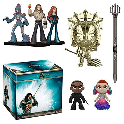 DC Aquaman Funko Collectors Box - 6 ()