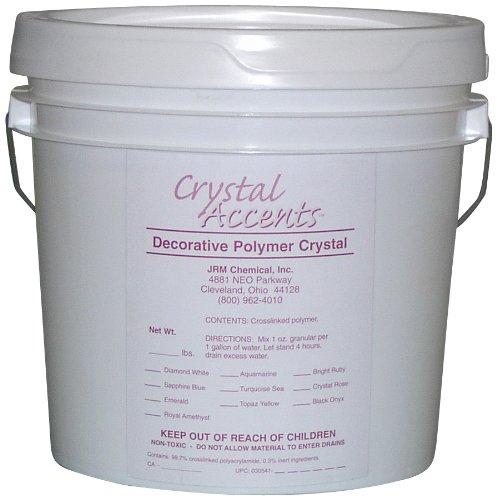 Crystal Accents CA-05D Diamond White 5-Pound Pail