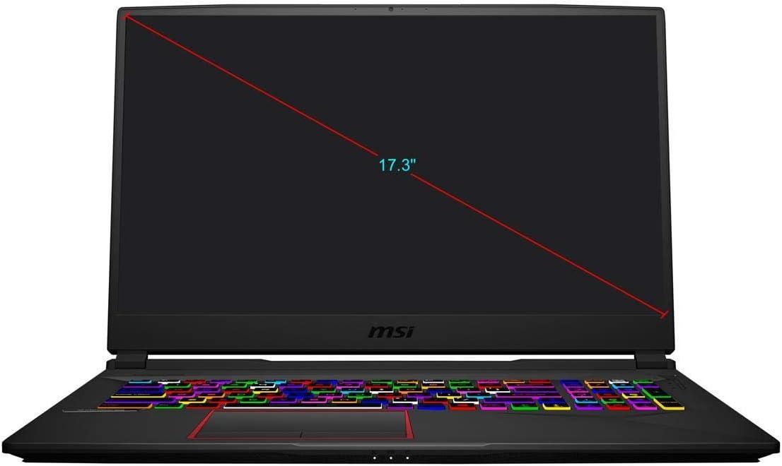 """MSI 17.3"""" 144 Hz IPS Intel Core i7-10750H 16GB Memory 1 TB HDD + 512GB SSD RTX 2070 8GB GDDR6 Gaming Laptop Model GL75 Leopard 10SFK-029"""