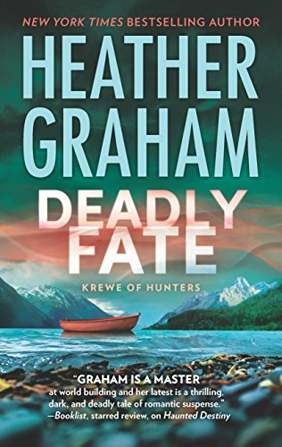 (Deadly Fate: A paranormal, thrilling suspense novel (Krewe of Hunters))