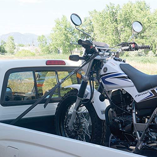 Voiture pour Moto 2 * 40CM Kit de Fixation avec Sangle de Serrage Boucle de Serrage 10PCS Sangle de fixation,Sangle dArrimage Porte V/élo