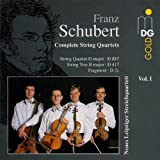 Schubert: Complete String Quartets, Vol. 1