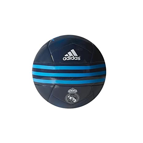 adidas Real Madrid MIN - Balón, Color Azul Marino/Azul/Blanco ...