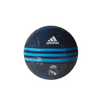adidas Real Madrid MIN - Balón, Color Azul Marino/Azul/Blanco ...
