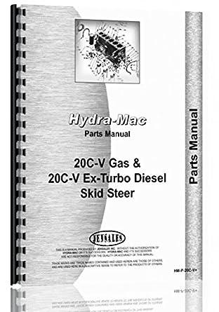 hydra-mac 20 C-V cargadora compacta partes Manual: Hydra-Mac: Amazon.es: Amazon.es