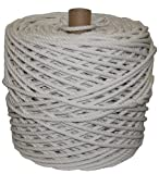 T.W Evans Cordage 29-001 5/32-Inch by 1500-Feet Twisted Cotton Rope