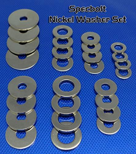 Specbolt Fasteners Nickel Wurks Bolt Kit Honda CR CRF 80 85 125 150 250 450 500 CRF250 CRF450 CR125 CR250 CR500 Titanium Looks at Affordable Price by Nickel Wurks (Image #7)