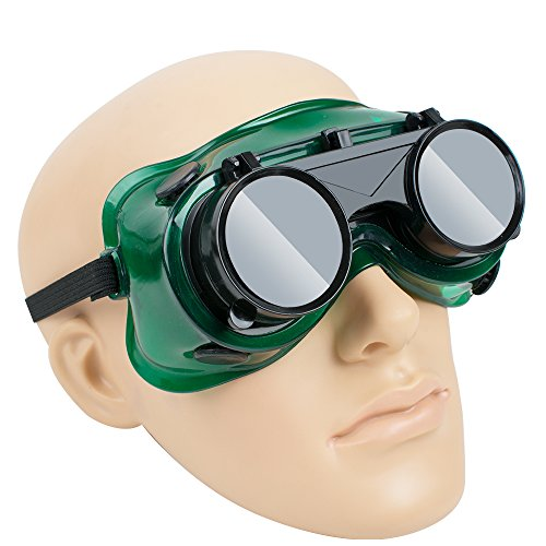 Goggles, Welding Gas Welding Goggles Welders Protection Sunglasses Anti - Shock Labor Insurance Double - Turn Welding -