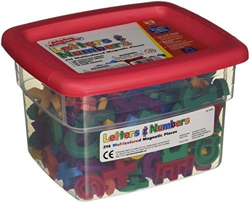 School Specialty School Smart Regular Magnetic Letters an...