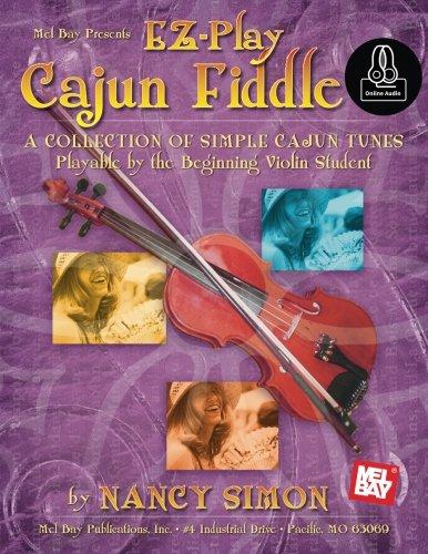 EZ-Play Cajun Fiddle: A Collection of Simple Cajun ()