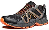 TSLA Men's Outdoor Sneakers Trail Running Shoes,...