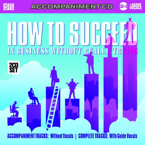 How To Succeed Without Really Trying (Accompaniment/Karaoke 2-CD Set)