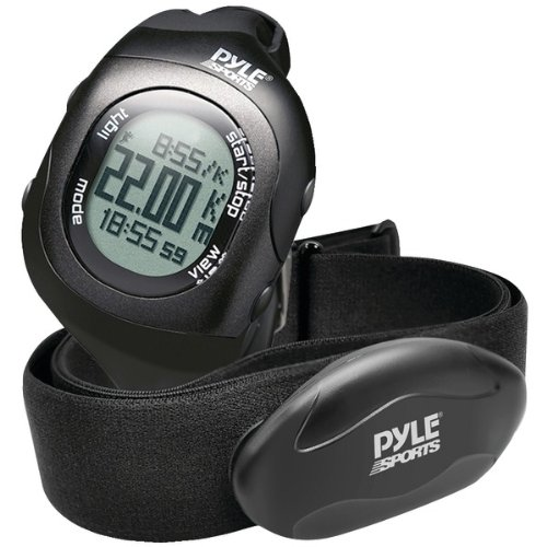 PYLE-SPORT - PYLE-SPORT PSBTHR70BK Bluetooth(R) Fitness H...