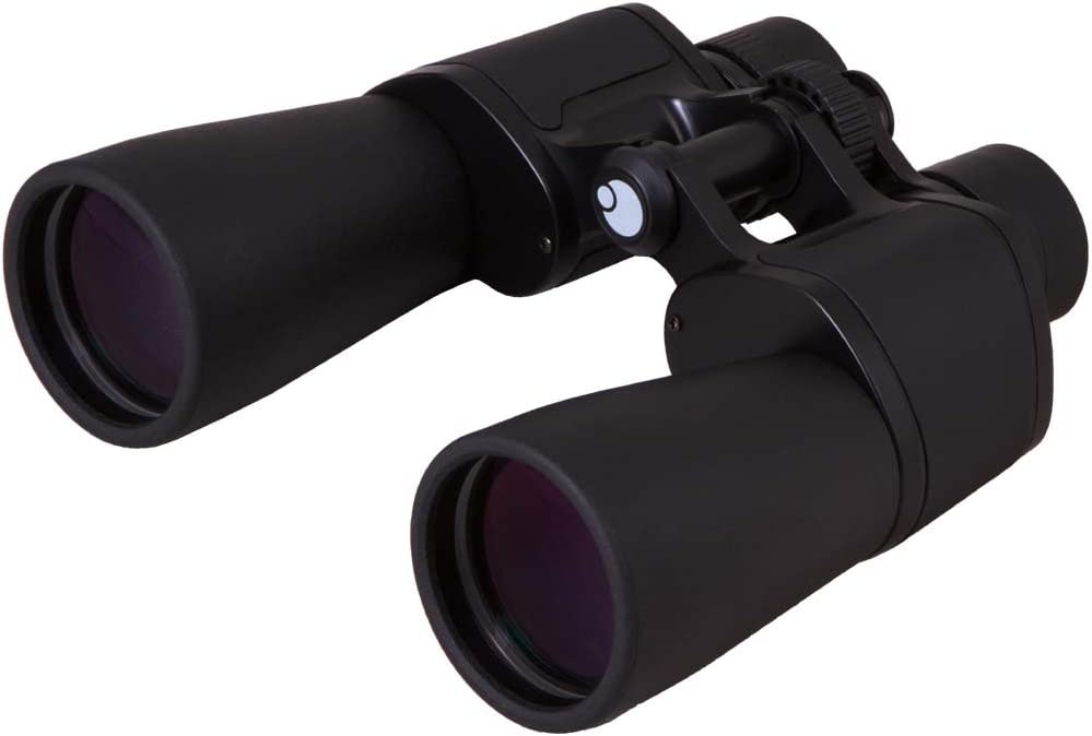 Levenhuk Sherman Base 12x50 Waterpoof Fogproof Binoculars with Fully Multi-Coated BaK-4 Optics